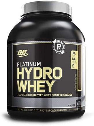 Platinum Hydro Whey - Optimum Nutrition - 3.5lbs - Chocolate