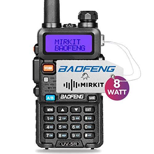 Mirkit Radio Baofeng UV-5R MK4 8W MP Max Power 2019 1800 mAh Li-Ion Battery Pack, BaofengRadio corp.