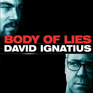 Body of Lies audiobook cover art
