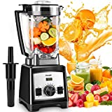 Arcbt Professional Countertop Blender for Smoothies, with 1450W Pulse & 9 Speeds Control Base, 72oz BPA Free Self Cleaning Jar, 32000RPM Household High Powered Blenders to Blend, Chop, Grind