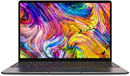 CHUWI GemiBook Ordenador portatil Ultrabook 13 Pulgadas Windows 10 Laptop Intel Celeron J4115 hasta 2.5Ghz 12GB RAM 256GB SSD 2160*1440 2K FHD, 2.4G/5G WiFi,BT5.1,Type-C,USB 3.0,38Wh