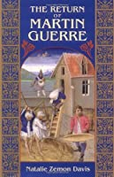The Return of Martin Guerre by Natalie Zemon Davis(1905-06-05)