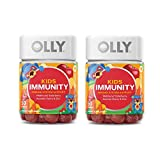 2 - Olly Kids Mighty Immunity Chewies New