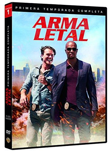 Arma Letal Temporada 1 [DVD]
