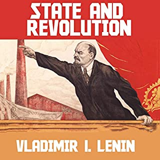 State and Revolution audiobook cover art