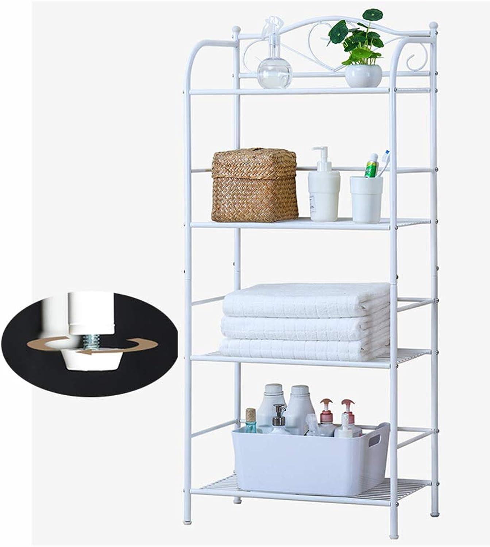 1bff386a2712 XLong-Home Multi-Function Trolley Rack Bathroom Storage Rack Fruit ...