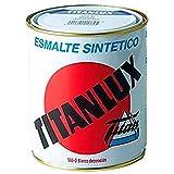 Titanlux - Esmalte sintético, Blanco decoración, 750 ML (ref. 001566D34)