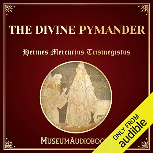 Couverture de The Divine Pymander