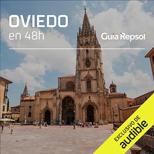 Oviedo en 48 horas (Narración en Castellano) [Oviedo in 48 Hours]  By  cover art