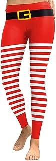 For G and PL Women's Christmas Santa Legging