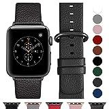 Fullmosa Bracelet Cuir Apple Watch 38mm/40mm(Serie 4) Homme Femme, Bracelet iWatch...