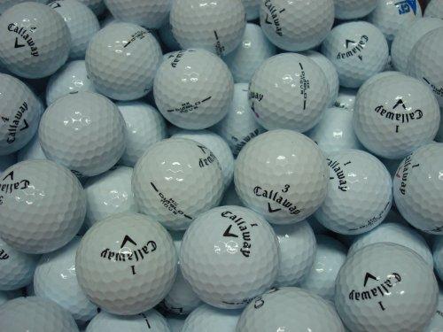 50Callaway HX Diablo Tour pelotas (balles de golf, Golfbälle) de golf usadas...