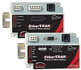 Sixnet Ethernet to RS232 converter including Modbus; 1 FE RJ45; 1 RS232. Model ET-GT-232-1