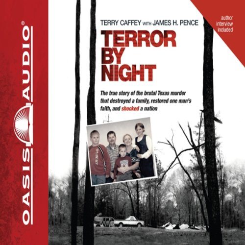 Terror by Night Audiobook By Terry Caffey, James Pence cover art