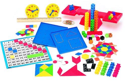 Saxon Homeschool Manipulative Kit 1st Edition