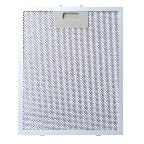 Poweka Dunstabzugshaube Metall Filter (Silver, 320 x 260mm)