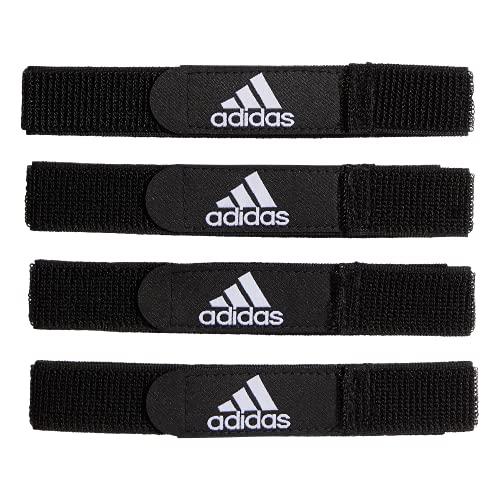 adidas Unisex Soccer Shin Guard Strap, Black, ONE SIZE