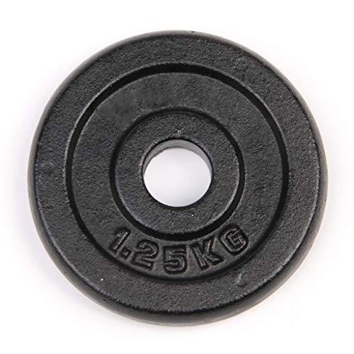 LOFAMI Discos de Pesas Discos Olímpicos Barra de Pesas Pegatina de Placas 2MM Parachoques Solo Peso olímpico Pegatina Placa Placas Pesos Libres determinados de Peso Discos de Pesas para Musculación