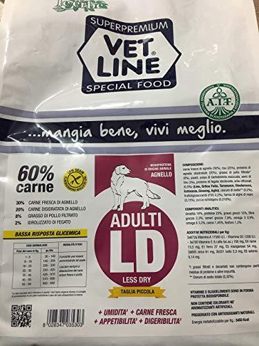 VET LINE Adulto LD Taglia Piccola Agnello
