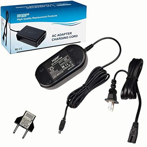 adapter for pentaxes HQRP AC Adapter Compatible with Pentax K-AC50 39365 39364 K5 K7 K10D K20D K645 Digital SLR Camera Power Supply Cord K-5 K-7 K-10D K-20D K-645 + Euro Plug Adapter