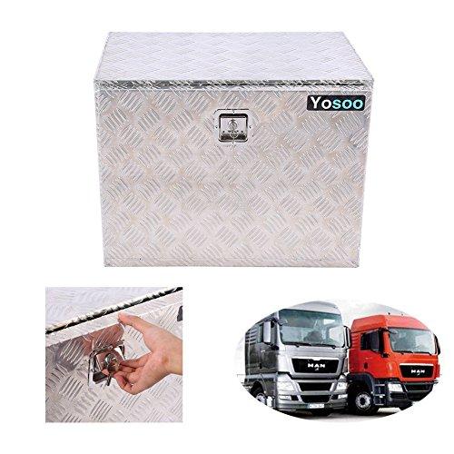 Caja de aluminio para camión