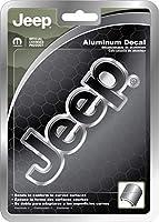 Chroma 041704 ジープ アルミニウム デカール
