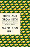 Think and Grow Rich: The Complete Original Edition Plus Bonus Material: (A GPS...