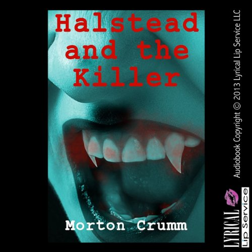 Halstead and the Killer audiobook cover art