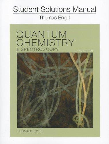 Quantum Chemistry & Spectroscopy