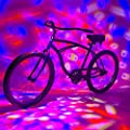 Activ Life Disco Light Bicycle Light [Pink/Purple/White] Gifts for Cool Women & Birthday Presents for Mom or Daughter, Valentines, Mothers Day - Fun Gifts for Girls Christmas Stocking Stuffers