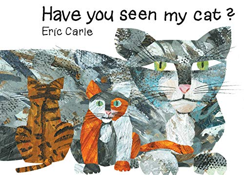 HAVE YOU SEEN MY CAT (The World of Eric Carle)の詳細を見る