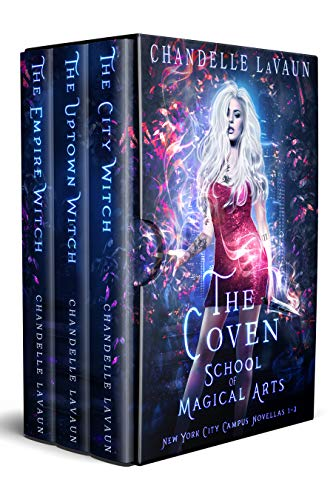 School of Magical Arts: New York City Campus: The Complete Series (The Coven) (English Edition)