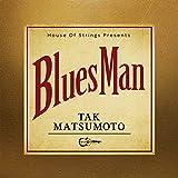【Amazon.co.jp限定】Bluesman (初回生産限定盤) (CD+DVD+Tシャツ+ピック) (メガジャケ付)