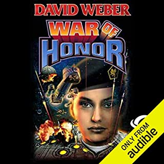 War of Honor     Honor Harrington, Book 10              Written by:                                                                                                                                 David Weber                               Narrated by:                                                                                                                                 Allyson Johnson                      Length: 35 hrs and 58 mins     3 ratings     Overall 4.7