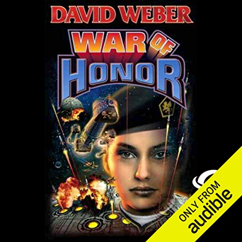 War of Honor audiobook cover art
