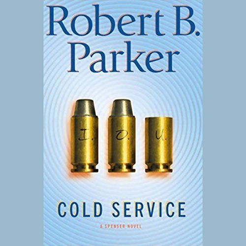 Cold Service audiobook cover art
