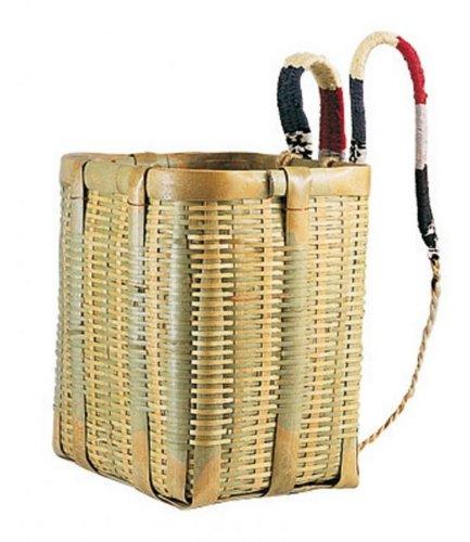 Hotte Bambou CUT1060 37x31x40 cm