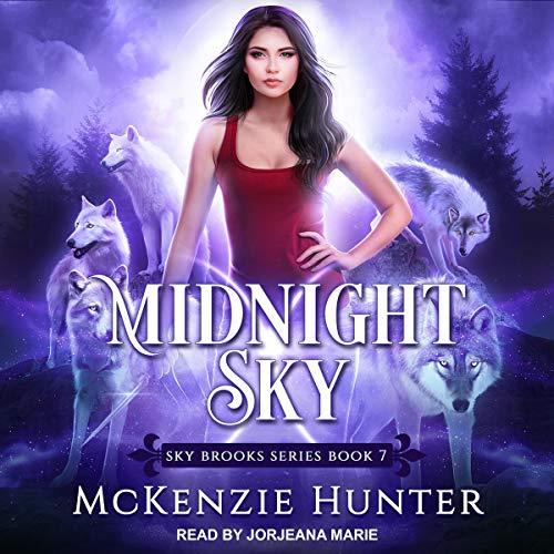 Midnight Sky audiobook cover art