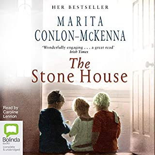 The Stone House cover art