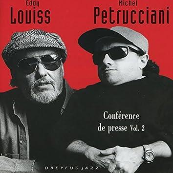 Conférence de presse, Vol. 2 (Live)