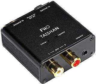 Fiio D03k Digital to Analog Audio Converter -192kHz/24bit Optical and Coaxial DAC 並行輸入