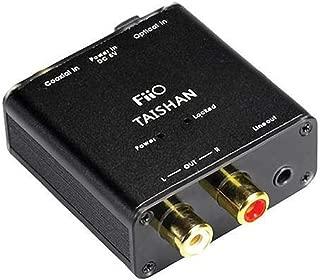 FiiO D3 (D03K) Digital to Analog Audio Converter - 192kHz/24bit Optical and Coaxial DAC