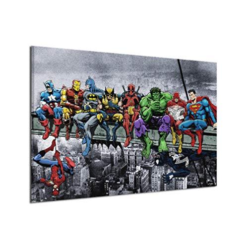 Adesivi Murali Avengers Infinity War 40x60cm Adesivi Murali 3d Adesivi Murali In Vinile, Murali, Poster, Sfondi Per Famiglie Camera Da Letto Soggiorno Decorazioni Per La Casa