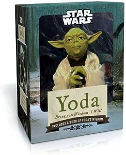 Star Wars Yoda: Bring You Wisdom, I Will.: (Star Wars Figurine, Wisdom cards, Inspirational booklet)