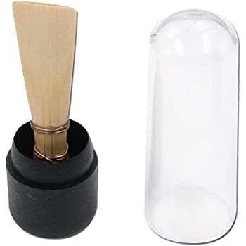 FarBoat Bassoon Reed Medium Bamboo with Case for Bassoon