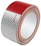 Allstar ALL14240 Red and White Triangle Pattern 2