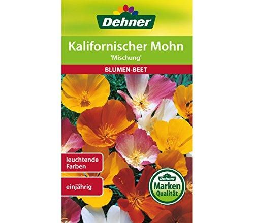 Dehner bloemenzaad, kaliforische klaproofmeng, pak van 5 (5 x 6 g)