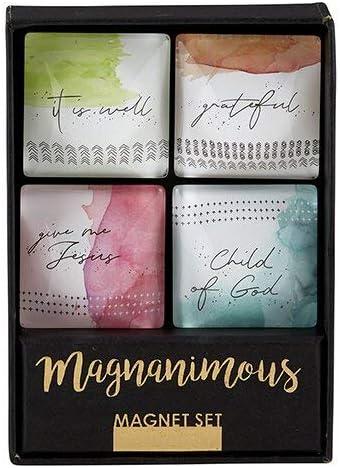heartfelt Sales Magnanimous Seasonal Wrap Introduction Gift Sets Magnets Square Inspirational -