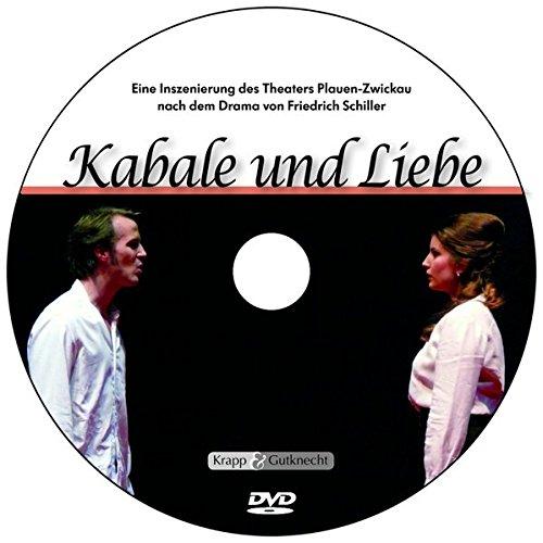 Kabale und Liebe - Friedrich Schiller, 1 DVD