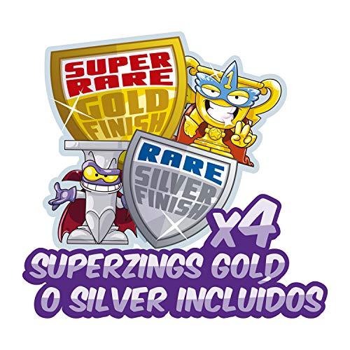 SUPERZINGS Exclusivo Juego de la Oca, Color Rojo (1): Amazon.es ...